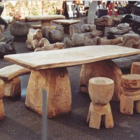 9. Cedar Table on Gabriels Wharf